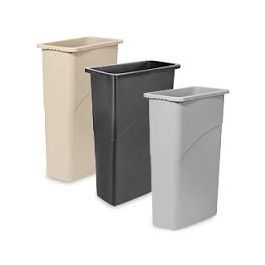 Slim Jim Kitchen Trash Cans Ford System Janitorial Supplies Tri Cities Tn Va