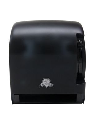 Universal Roll Towel Dispenser