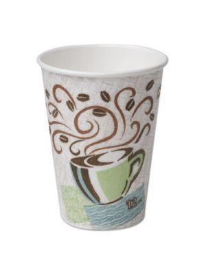 12oz Hot Cups, Coffee Dreams Design