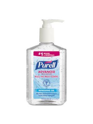 Purell Hand Sanitizer, 8oz Pump