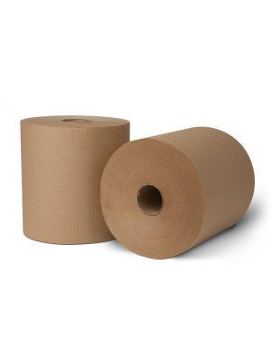 Vista 800' Brown Roll Towel