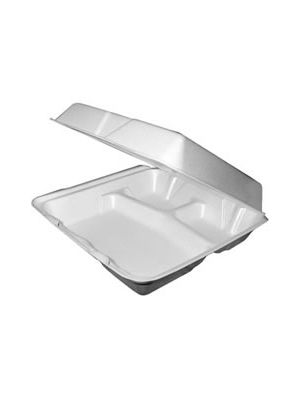 3-Comp Carry Out Tray