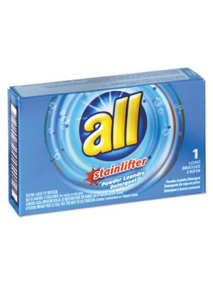 All 2oz,  Coin-Vending Powder Laundry Detergent