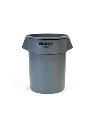 Brute Trash Cans, 32gal-55gal