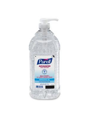 PURELL® Advanced Hand Sanitizer Gel 2 Liter Economy Size Pump Bottle