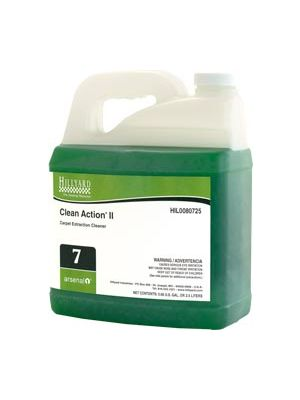 Clean Action II Extraction Carpet Cleaner