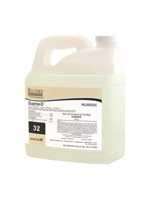 Arsenal 1 Suprox-Disinfectant
