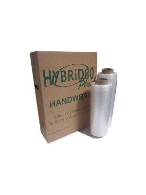Stretch Wrap, Hybrid 80, 18x1500