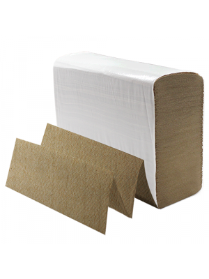 Natura Multi-Fold Brown Towels