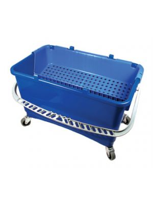 Microfiber Bucket/Strainer Combo with wheels
