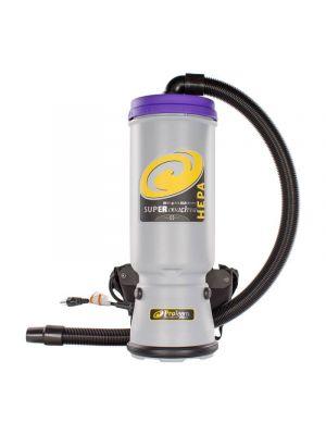 Super CoachVac 10 qt. Backpack Vacuum