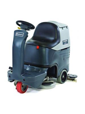 SC3000 Compact Rider Scrubber