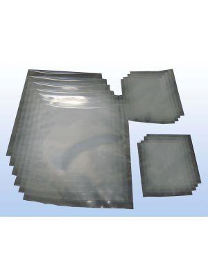 Poly Vacuum Bag, 16x26, 3mil